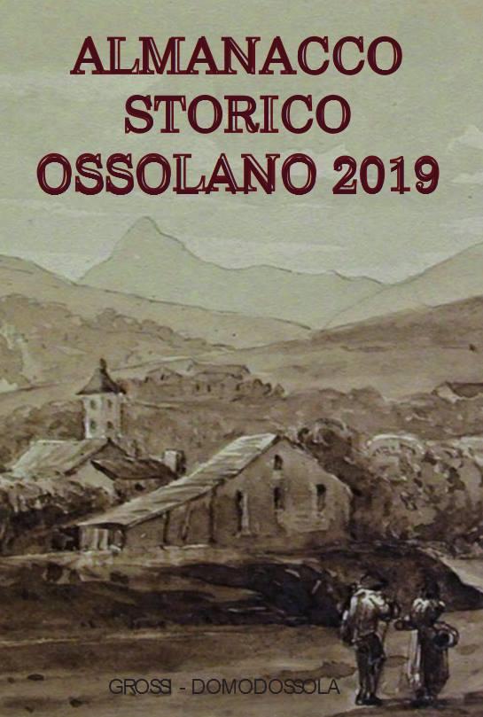 Presentazione del libro Almanacco Storico Ossolano 2019
