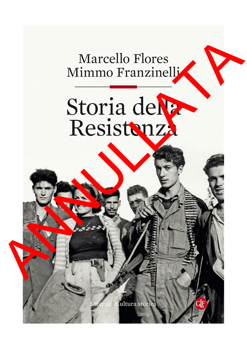ANNULLATA!!! Storia della Resistenza