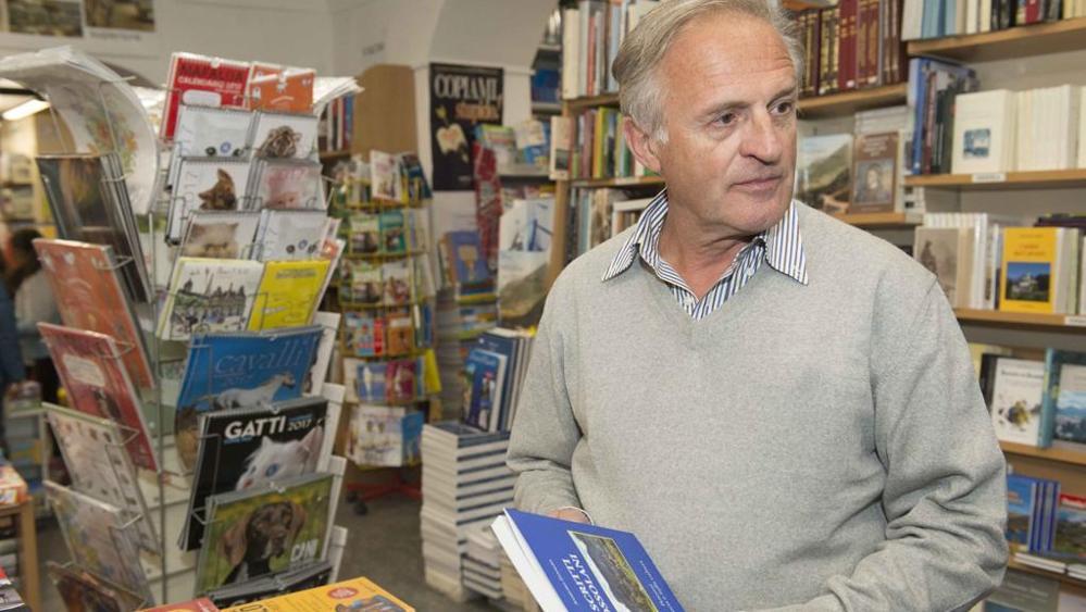 Grossi, libraio-editore che mette in salvo la storia dell'Ossola