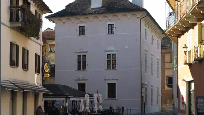 Il Palazzo Silva di Domodossola
