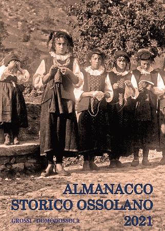 Almanacco Storico Ossolano 2021: una sezione è dedicata alla Valle Antrona