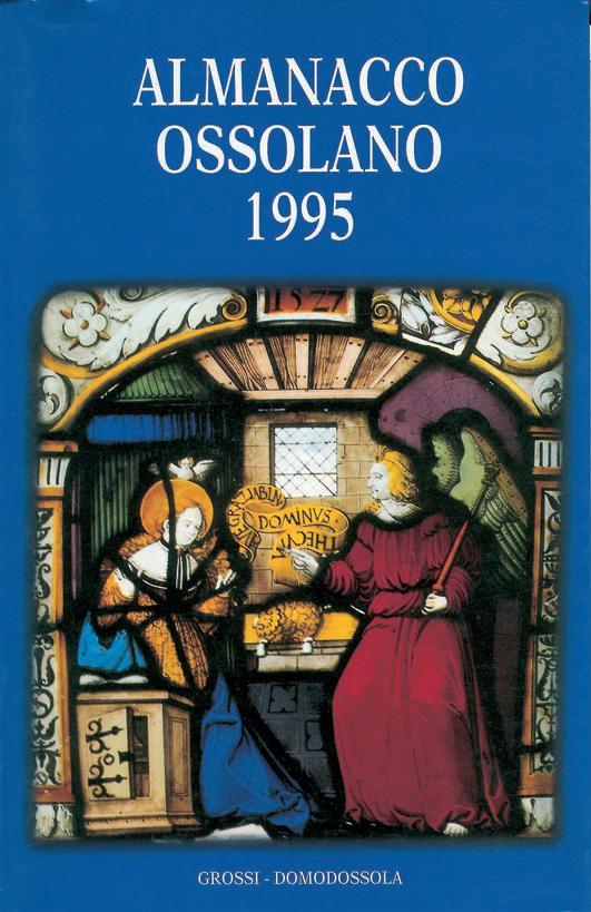 Almanacco Ossolano 1995