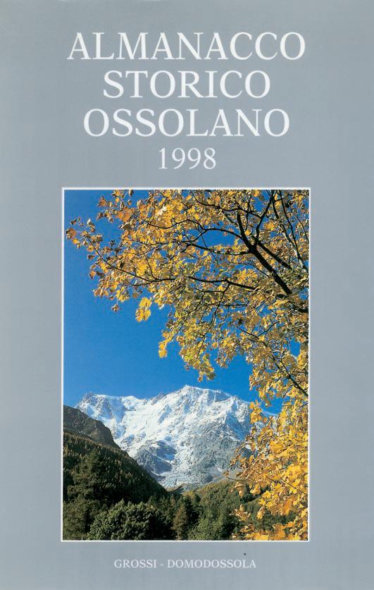 Almanacco Storico Ossolano 1998