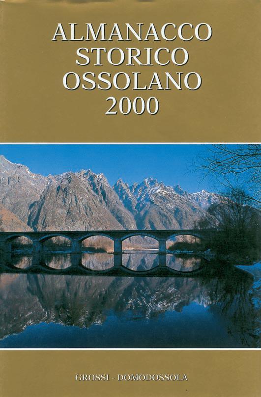 Almanacco Storico Ossolano 2000