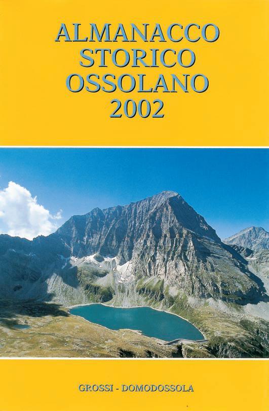 Almanacco Storico Ossolano 2002