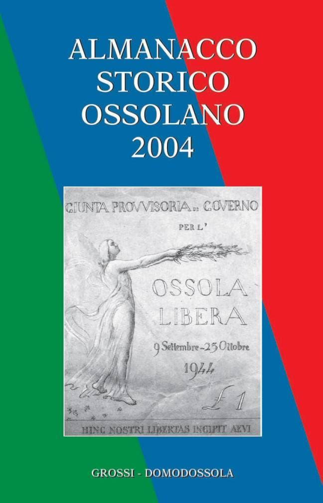 Almanacco Storico Ossolano 2004
