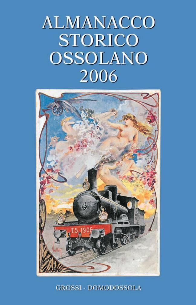 Almanacco Storico Ossolano 2006