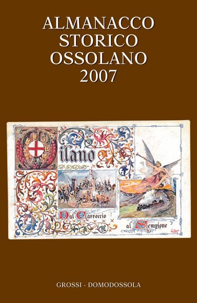 Almanacco Storico Ossolano 2007