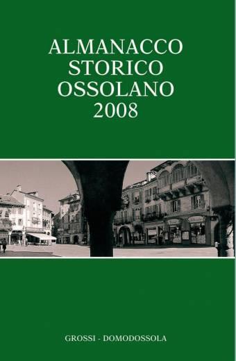 Almanacco Storico Ossolano 2008