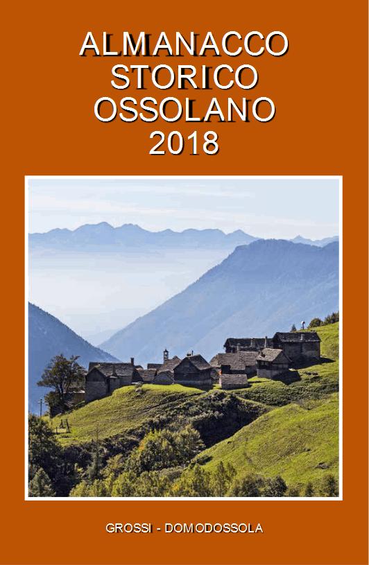 Almanacco Storico Ossolano 2018
