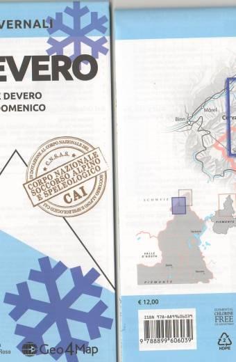 Alpe Devero - percorsi invernali