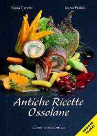 Antiche Ricette Ossolane edizione pocket