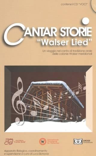 Cantar Storie Walser Lied (Vol.5) + CD