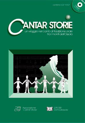 Cantar Storie (Vol. 3) + CD