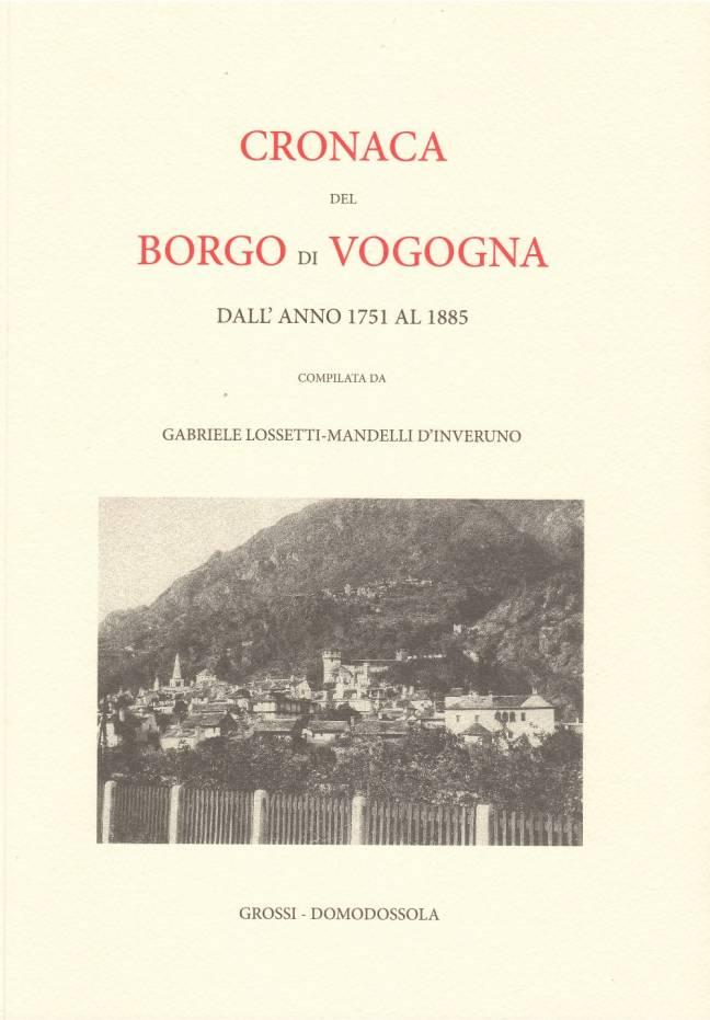 Cronaca del Borgo di Vogogna