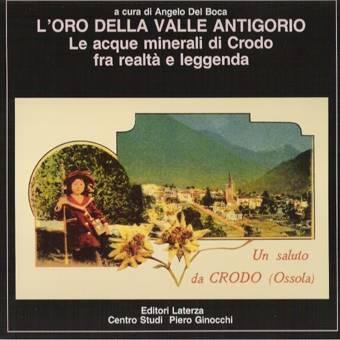 L'oro della Valle Antigorio