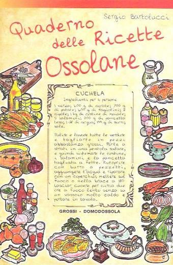 Quaderno delle Ricette Ossolane