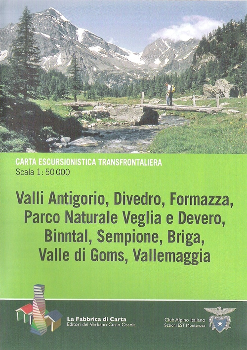 Valli Antigorio, Divedro, Formazza, Parco Naturale Veglia ...
