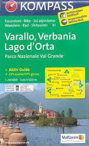 Varallo, Verbania, Lago d'Orta (Kompass)