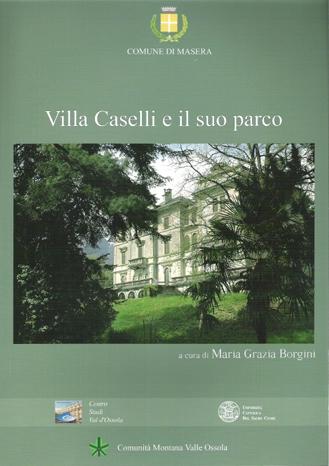 Villa Caselli e il suo parco